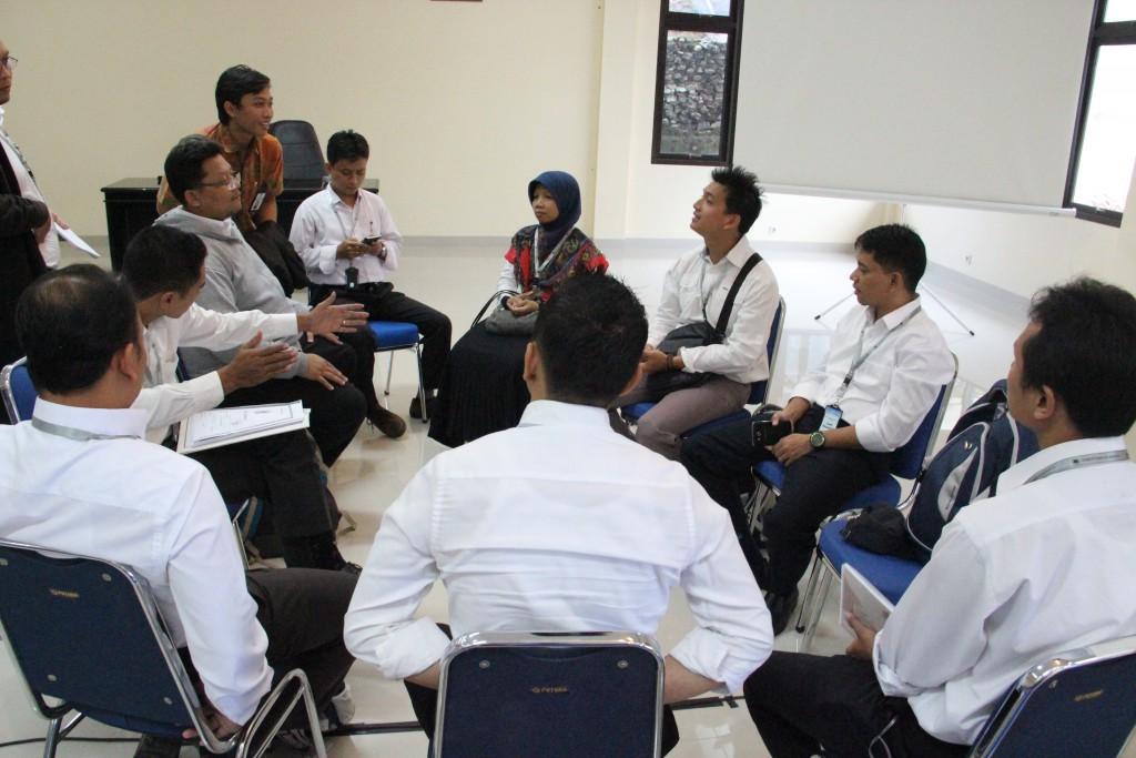 Kepala Seksi Penilaian KPKNL Bogor: Antara Teori Dan Praktek Harus Selaras