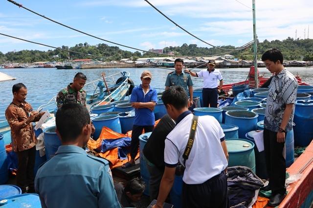 Kontribusi Nyata Pada Penerimaan Negara dan Mendukung Pemberantasan Illegal Fishing