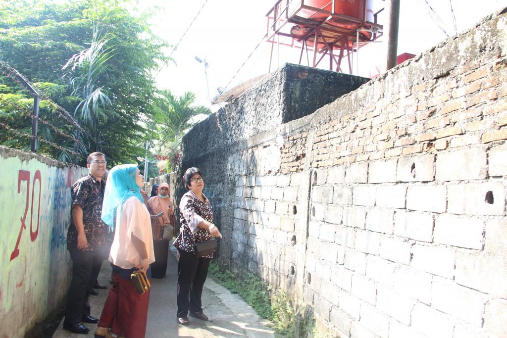 Pastikan Kondisi Riil Aset, Kepala Kanwil DJKN Jawa Barat Tak Sungkan Turun Ke Bawah