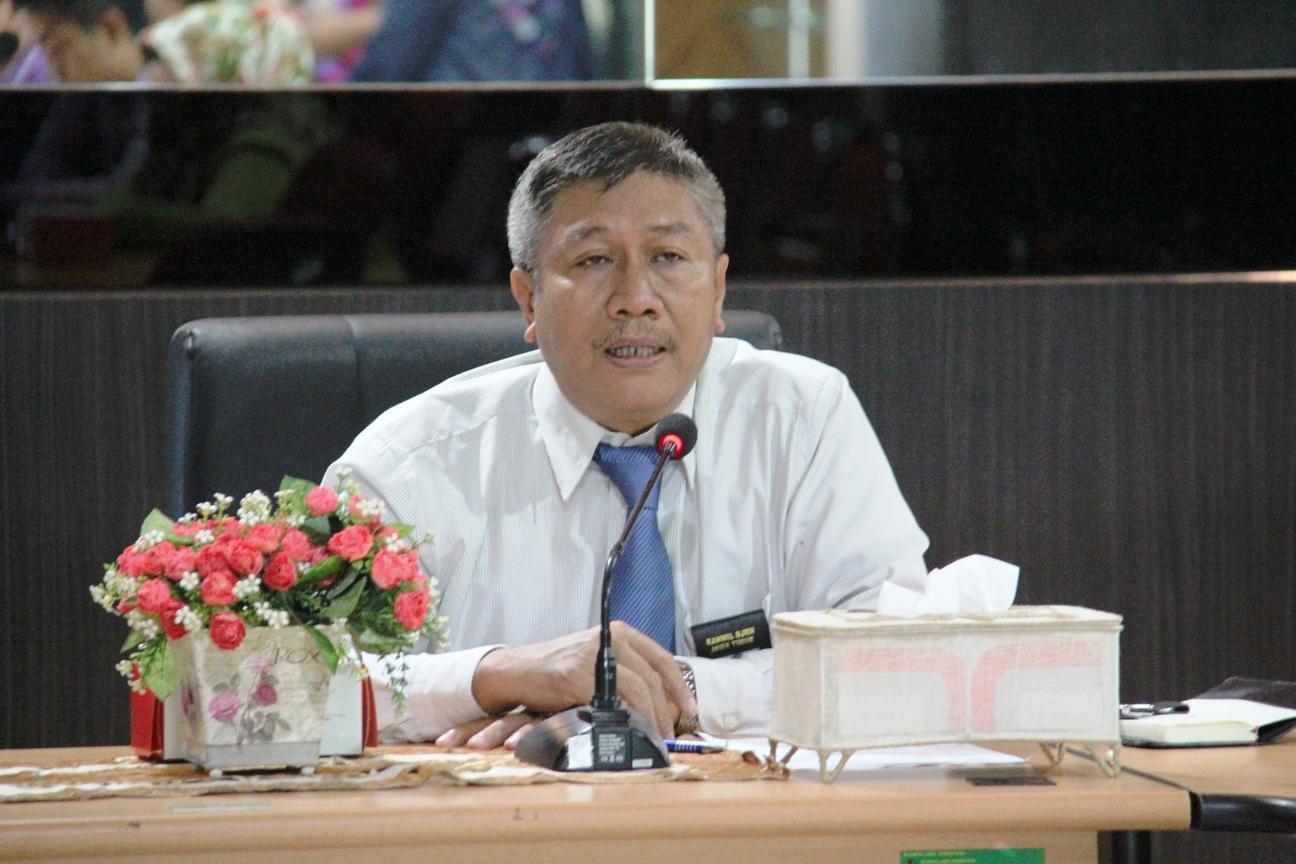 FGD KANWIL DJKN JAWA TIMUR Kabid KIHI : Pengurusan Piutang Negara Tepat dan Cepat
