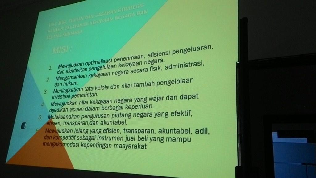 Sharing Knowledge KPKNL Sidoarjo