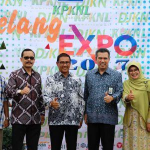 KPKNL Bukittinggi Menyelenggarakan Lelang Expo Pertama di Indonesia