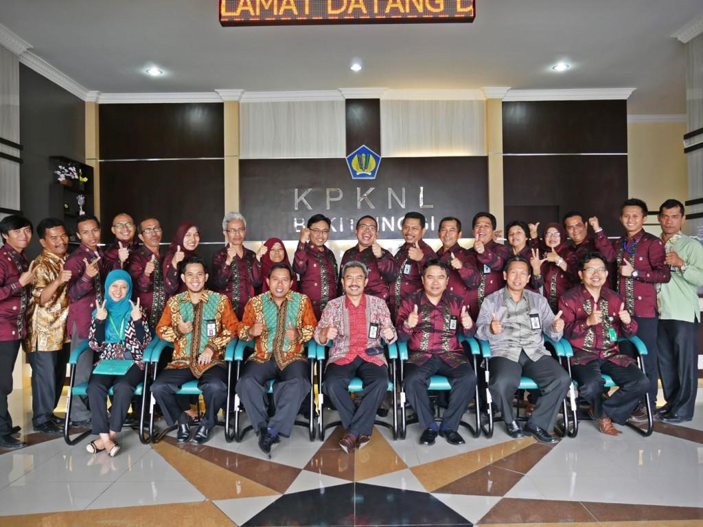 KPKNL Bukittinggi Kantor Modern Dan Inovatif