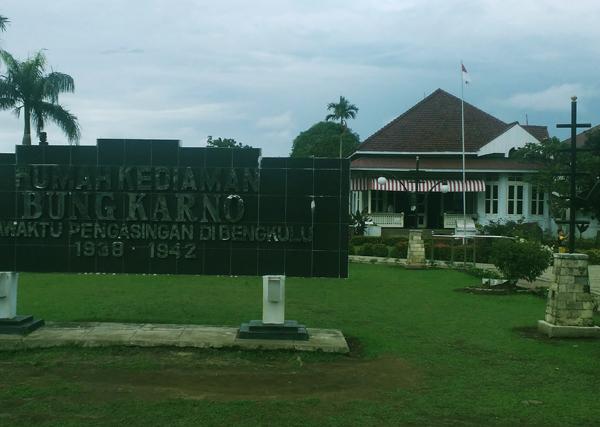 ARTIKEL: Pancasila, Bersemi di Bengkulu dan Jadi Budaya Kelola Kekayaan Negara