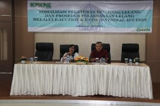 e-Convetional Auction merubah Mindset Pengguna Jasa Lelang