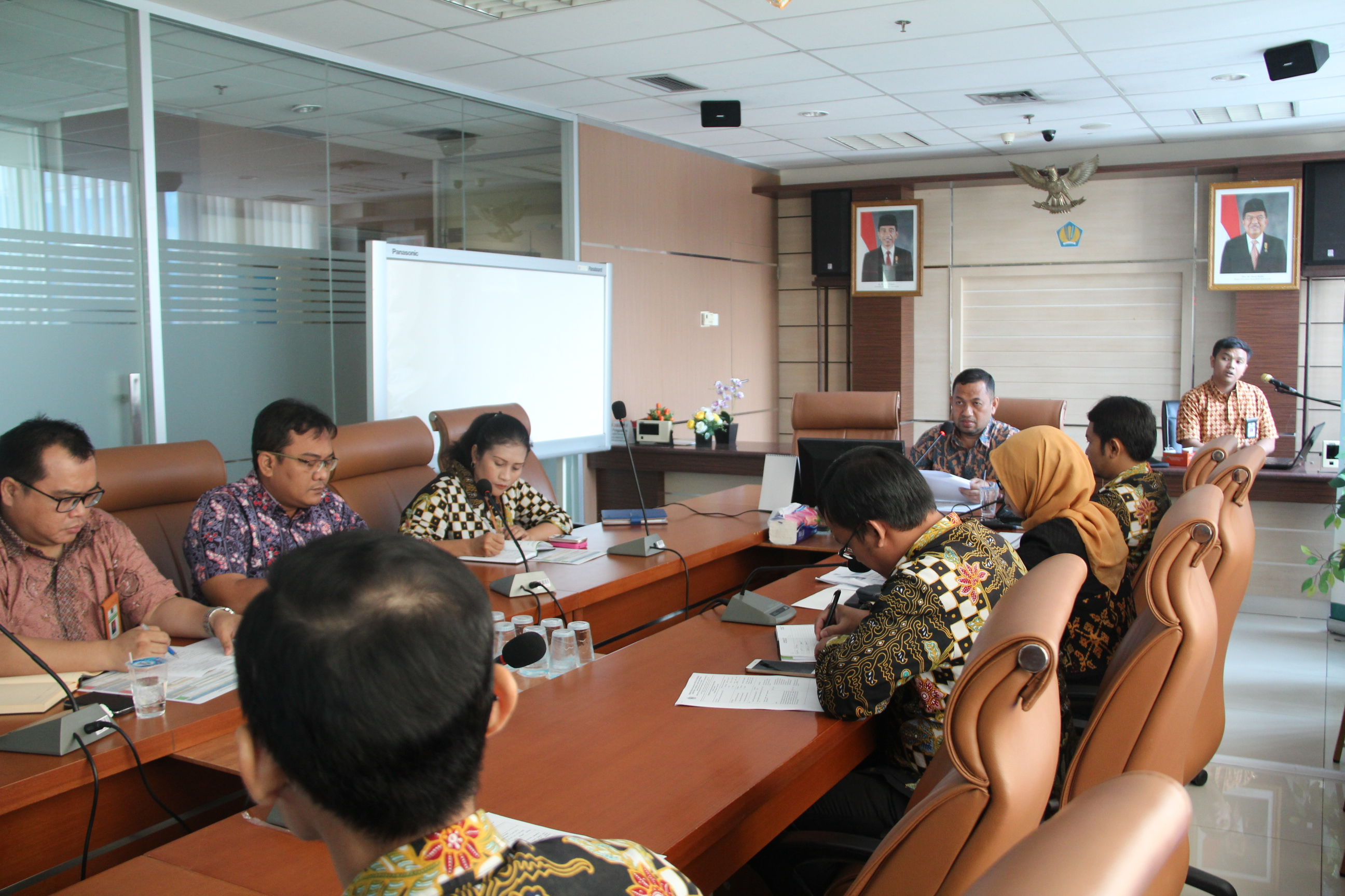 KPKNL Jakarta V Selenggarakan Dialog Kinerja Organisasi