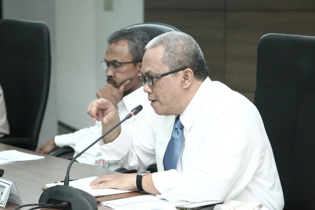 Uji Sahih RUU PKN, DPD Libatkan Kanwil DJKN Aceh
