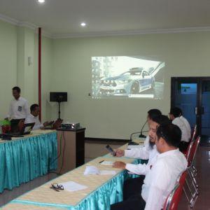 Pembinaan Kanwil DJKN Jawa Timur di Bidang Penilaian