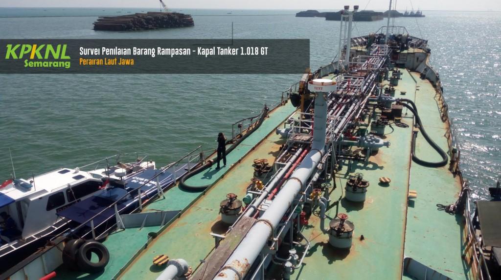 Penilaian Kapal Tanker Berbendera Malabo Afrika, Sinergi antara Appraiser, Customs, dan Adhyaksa