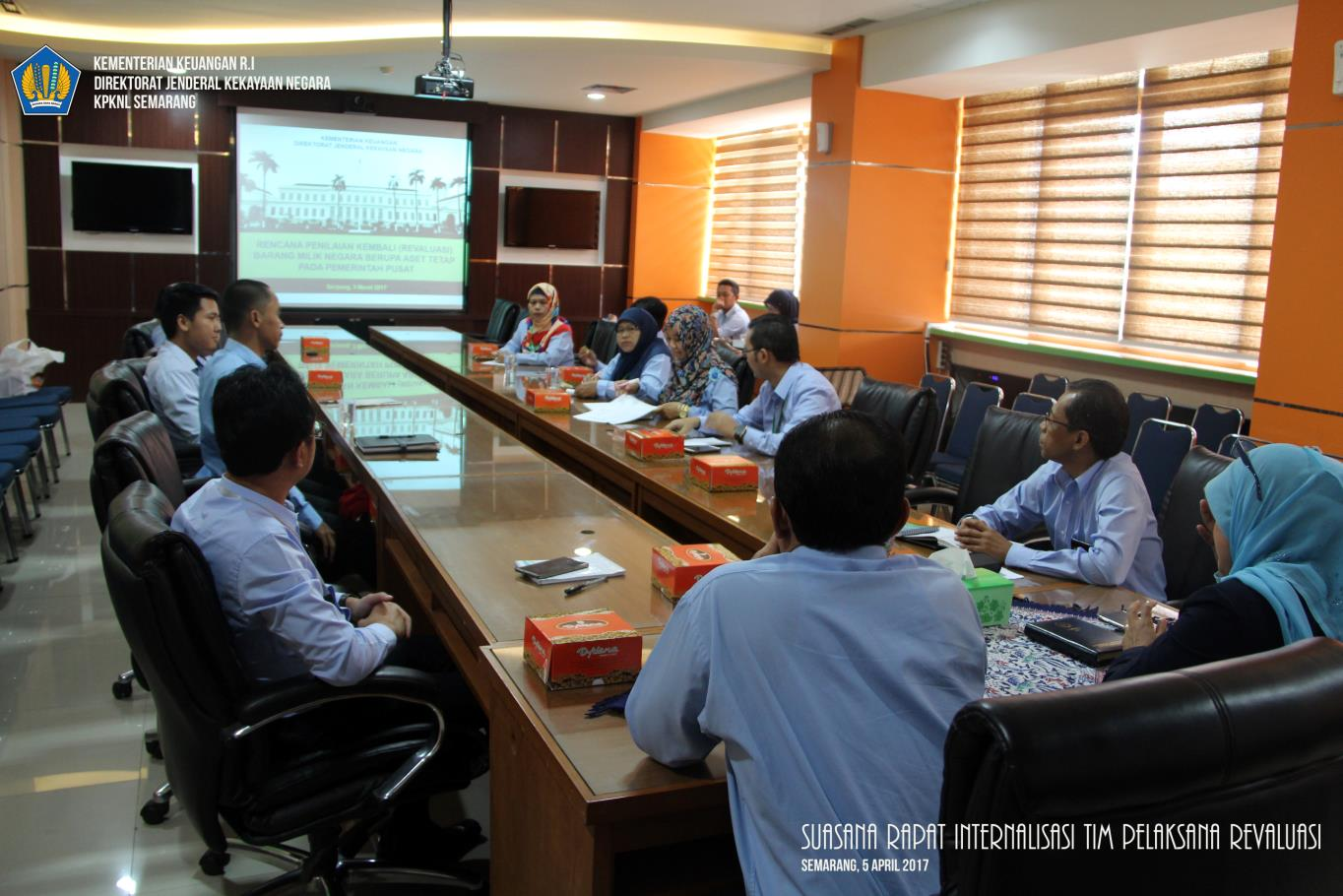 KPKNL Semarang Persiapkan Diri Menyongsong Revaluasi Aset