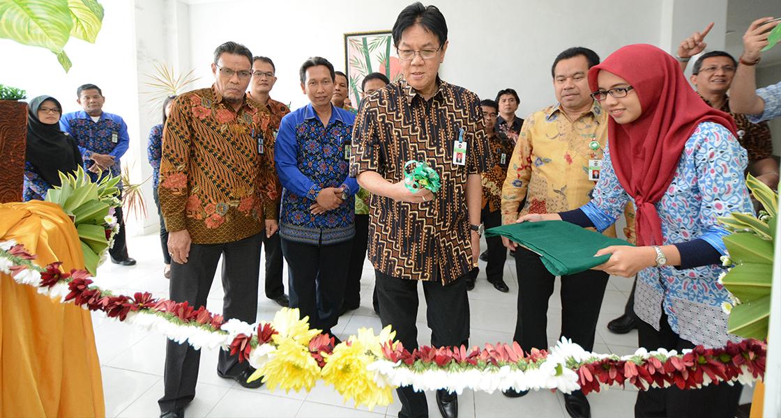 Kunjungan kerja Direktur Jenderal Kekayaan Negara ke KPKNL Pangkal Pinang