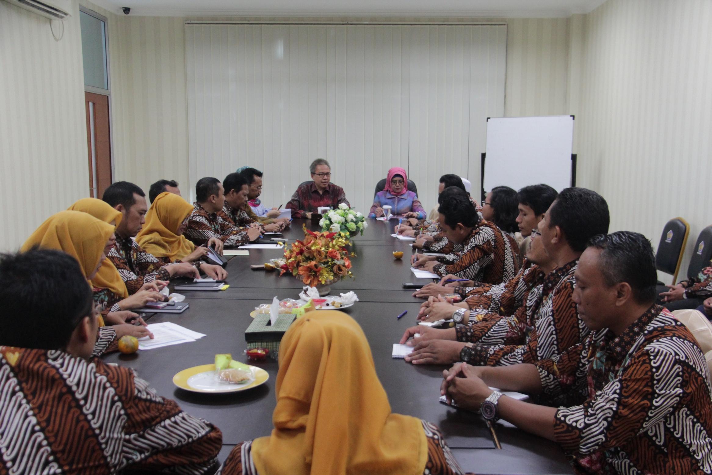 Sejuknya Arahan Kepala Kanwil DJKN Jawa Barat Kepada Pegawai KPKNL