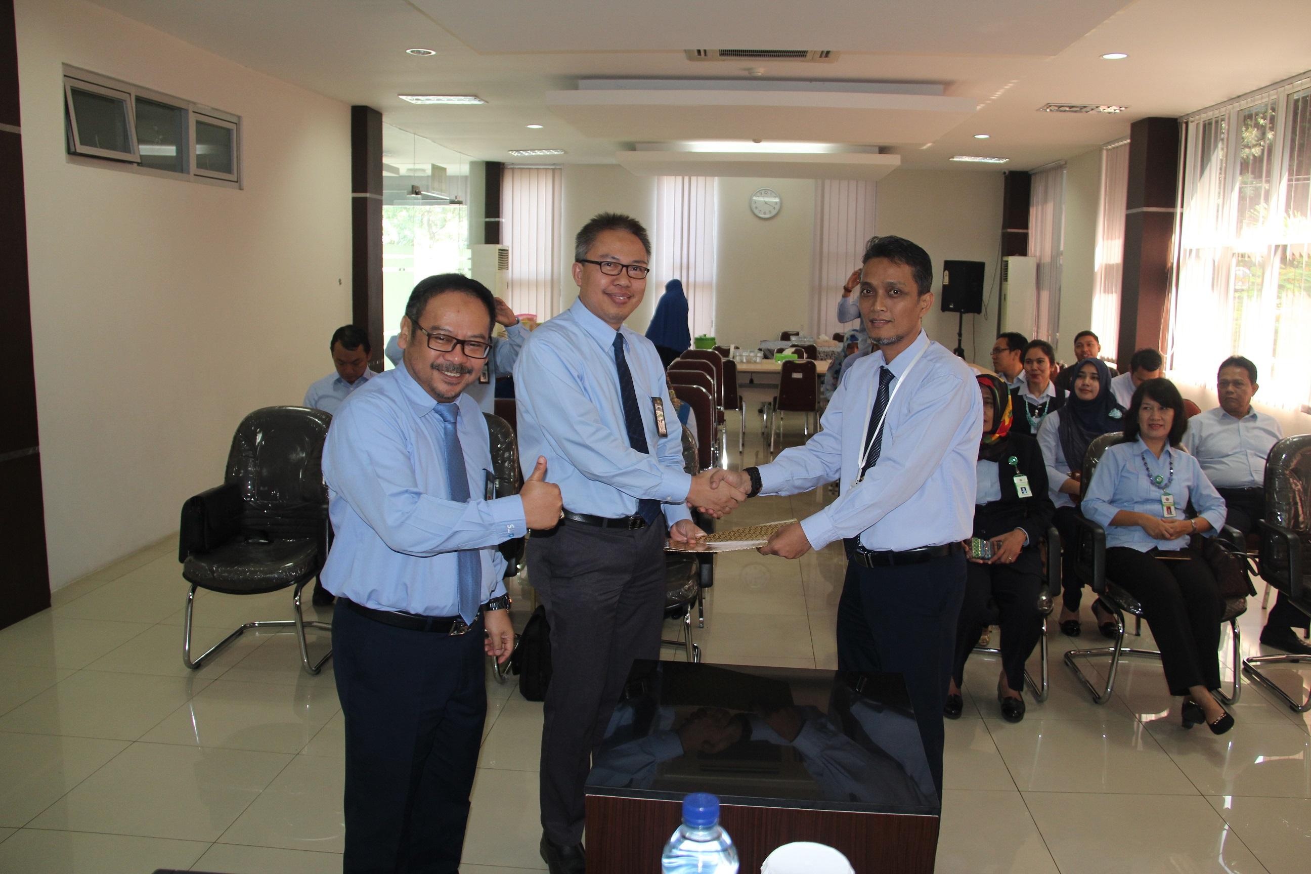 Mas Agus Subakti Gantikan Tatang Maulana sebagai Kepala KPKNL Tangerang 1