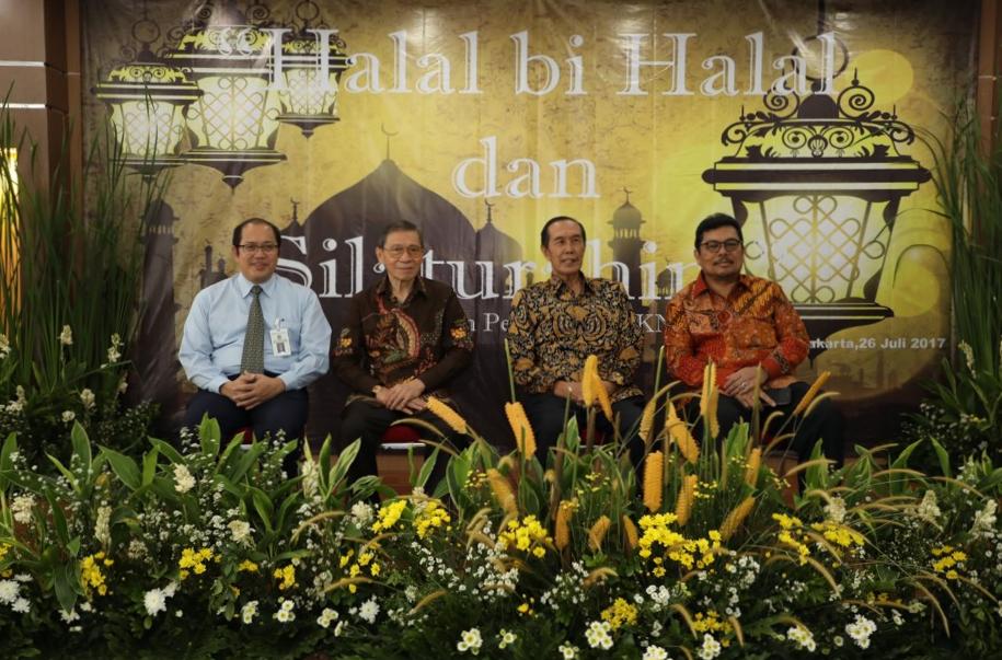 Halal Bihalal Kerukunan Pensiunan DJKN, Magnet Silaturahmi