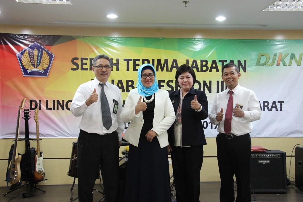 Sertijab Pejabat Eselon 3 Kanwil DJKN Jawa Barat