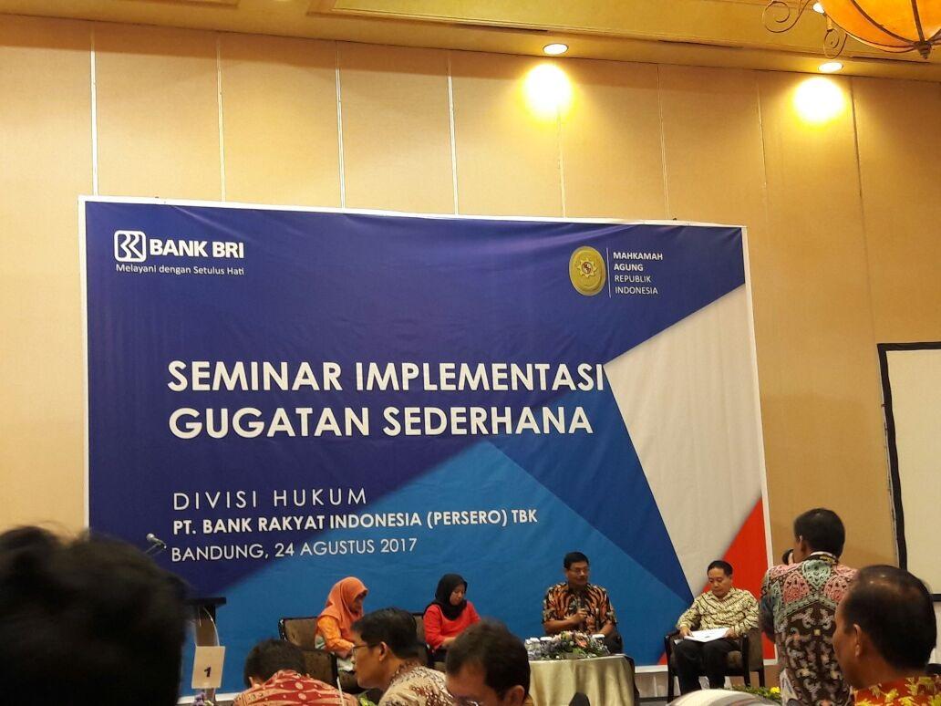 Seminar Gugatan Sederhana