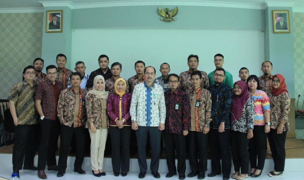 Konsolidasi Perdana Pemimpin Baru : KPKNL Batam adalah Rumah Kita