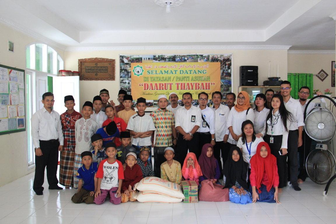 Ramadhan : Sinergi Hasilkan Empati Berbagi