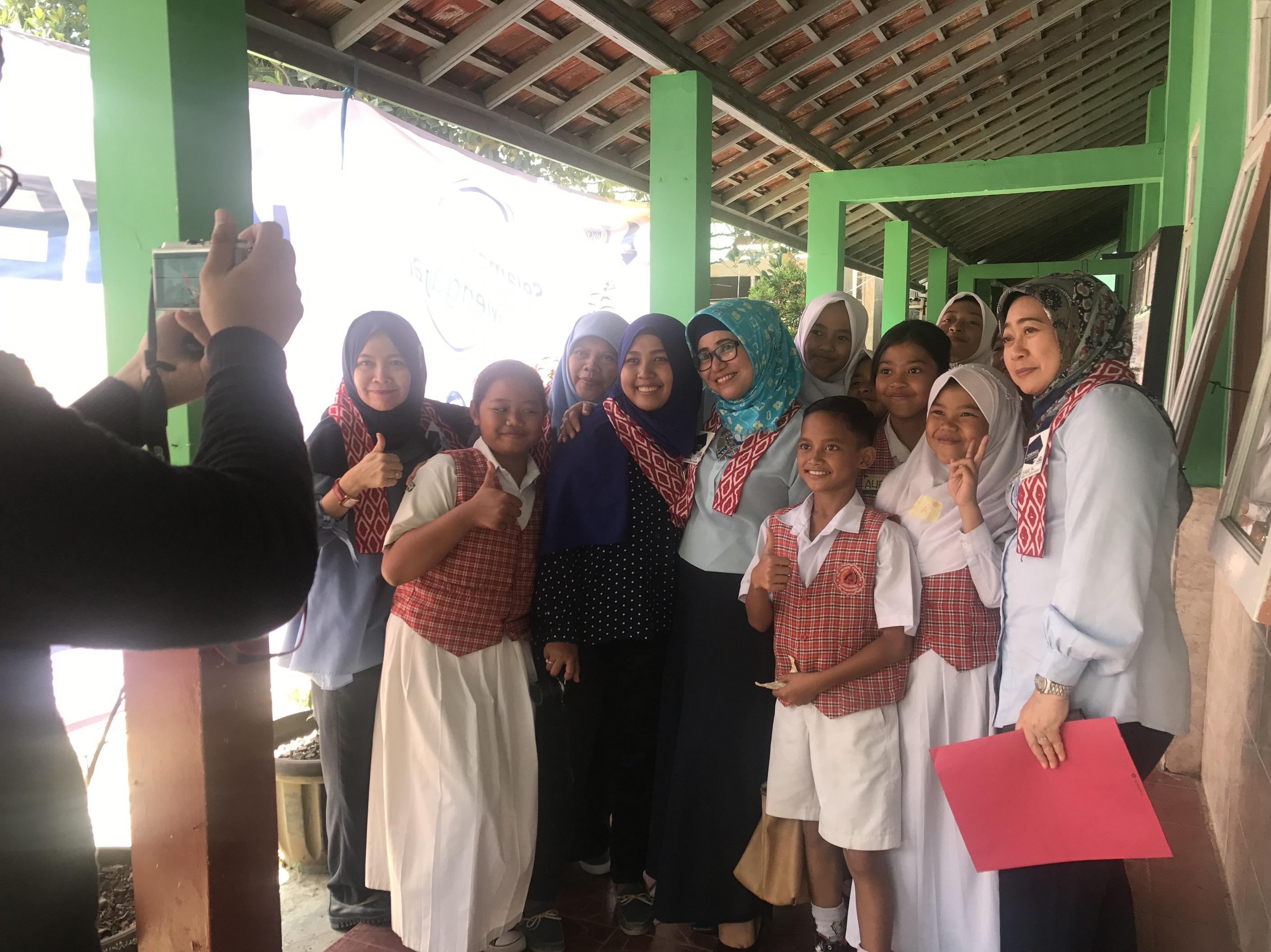 Kakanwil DJKN Jawa Barat Menjadi Relawan Kemenkeu Mengajar : Bukti Nyata Kepedulian Terhadap Anak Bangsa