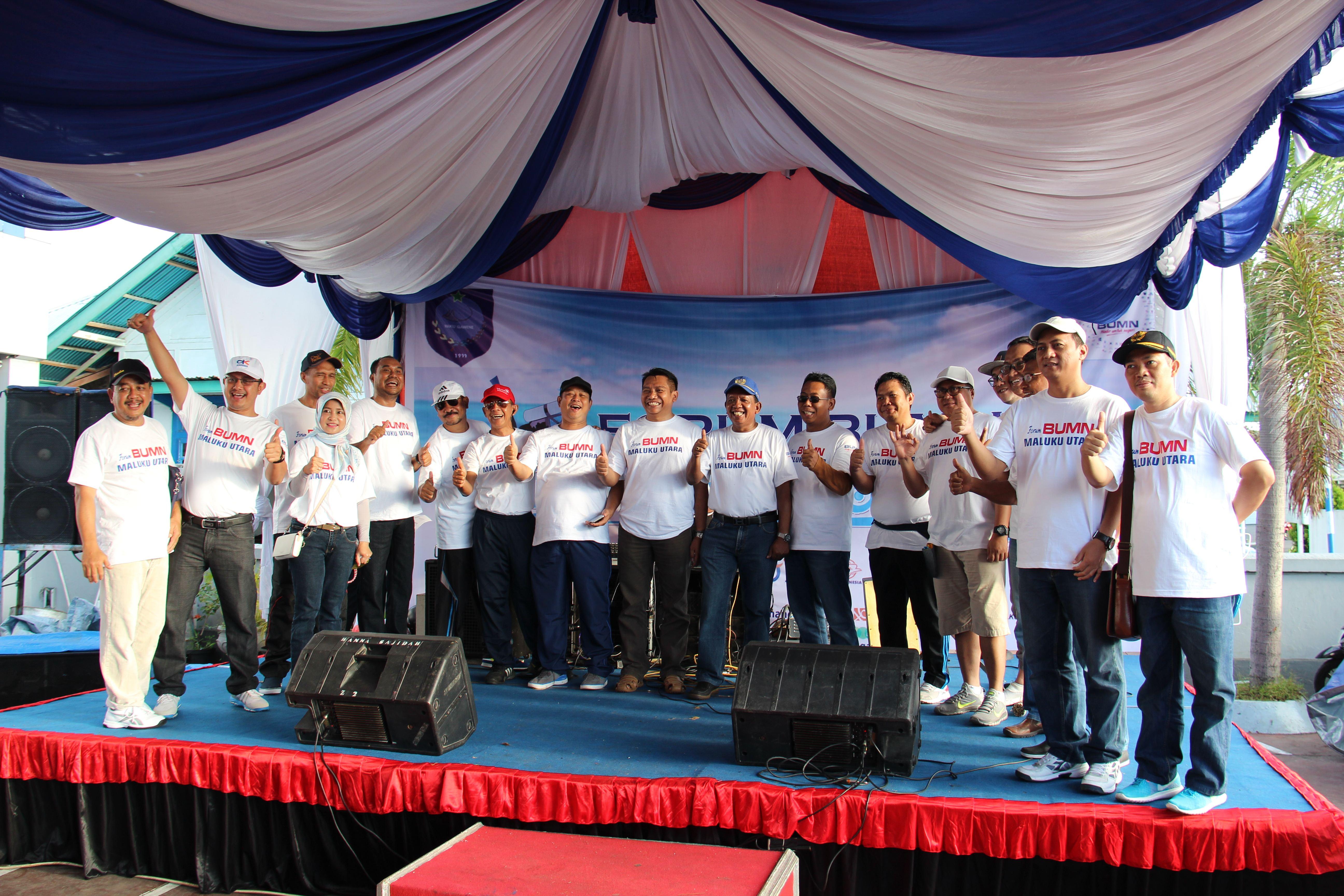 Bersih-bersih Kota Ternate Melalui Kegiatan 'Go Clean a Beach'