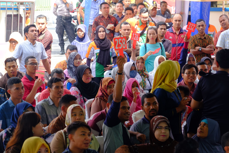 KPKNL Ternate Adakan Bazar Lelang Sukarela