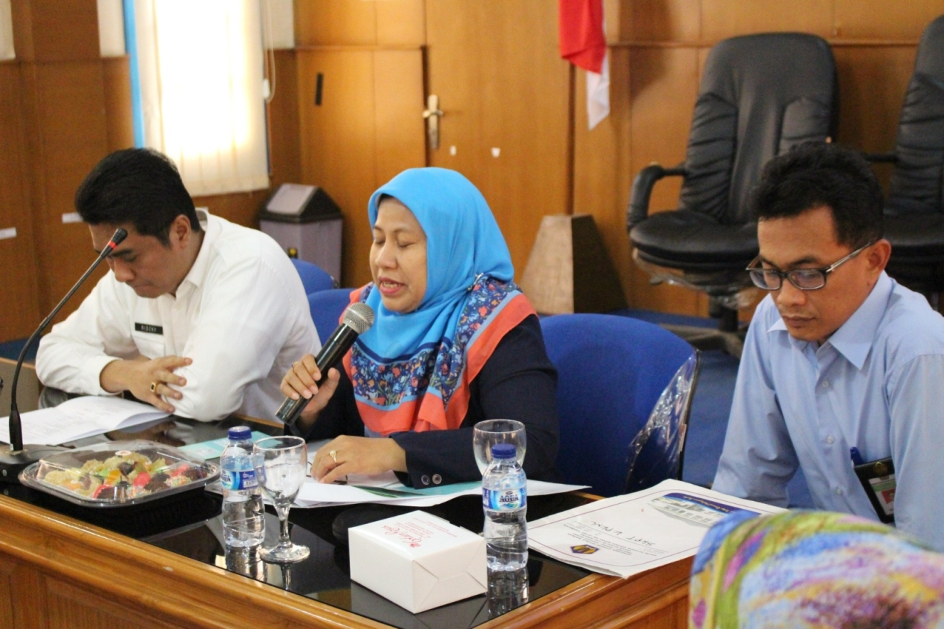 Kepala KPKNL Tasikmalaya Menjadi Narasumber di BPKAD Kabupaten Garut