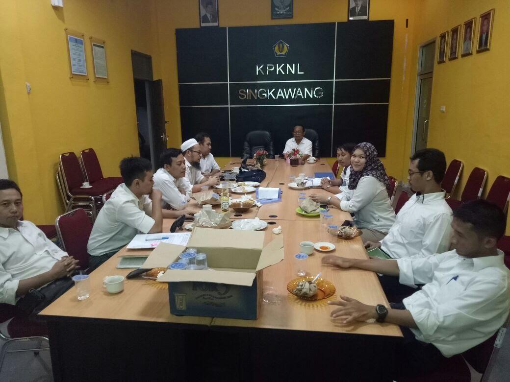 Sambut Tahun 2018, KPKNL Singkawang adakan Evaluasi Kinerja 2017 dan Rencana Kegiatan 2018
