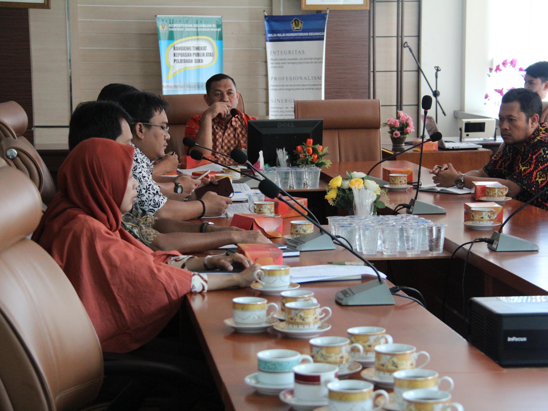 KPKNL Jakarta V Optimis Mencapai Target Tahun 2018