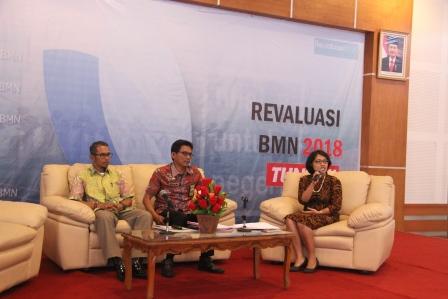 Wujudkan Kinerja Lebih Baik, KPKNL Bogor Gelar Sosialisasi dan Bimtek Bersama BPN