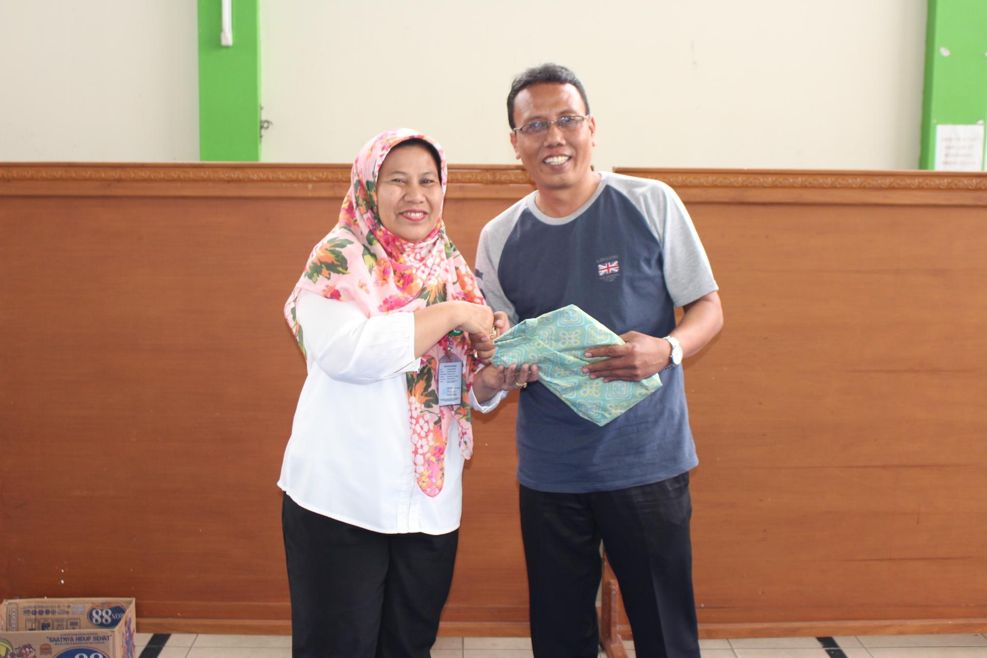 Pisah Sambut Pelaksana pada KPKNL Tasikmalaya