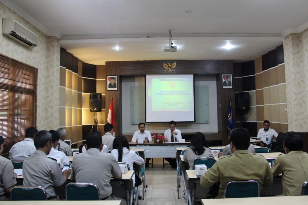 KPKNL Madiun Bahas Rencana Kerja Pelaksanaan Program Sertipikasi BMN 2018