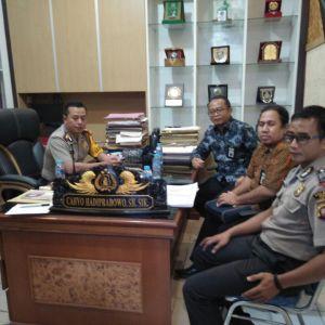 KPKNL Singkawang Lakukan Koordinasi Awal Revaluasi BMN 2018 di Wilayah Kabupaten Sambas