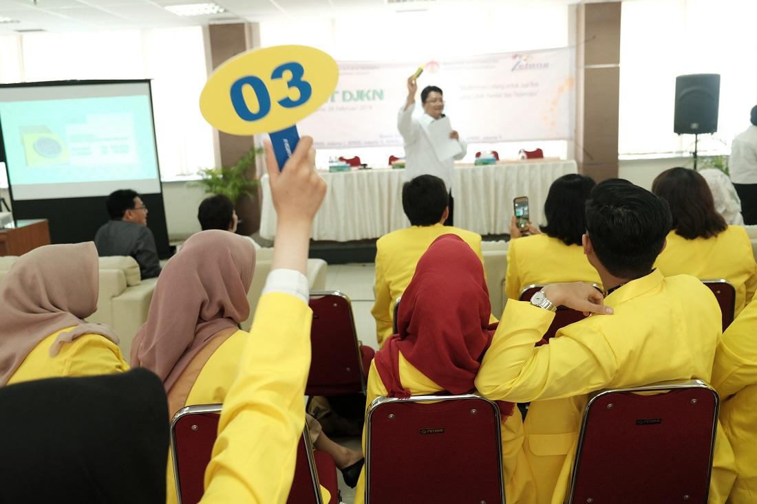 Visit KPKNL oleh Mahasiswa dari Magister Kenotariatan Universitas Indonesia