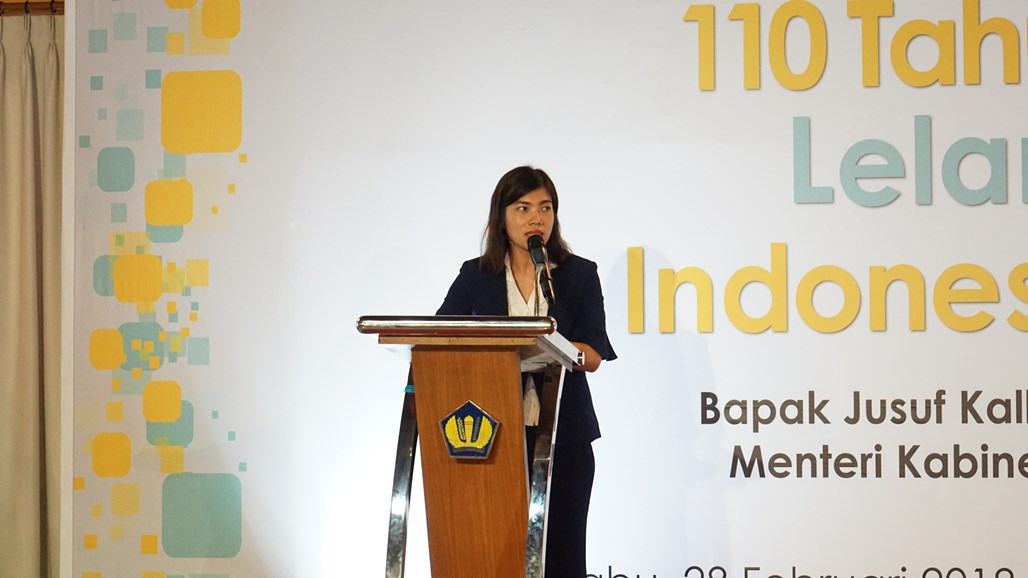 Lelang di Galeri Nasional Menyambut 110 Tahun Lelang di Indonesia