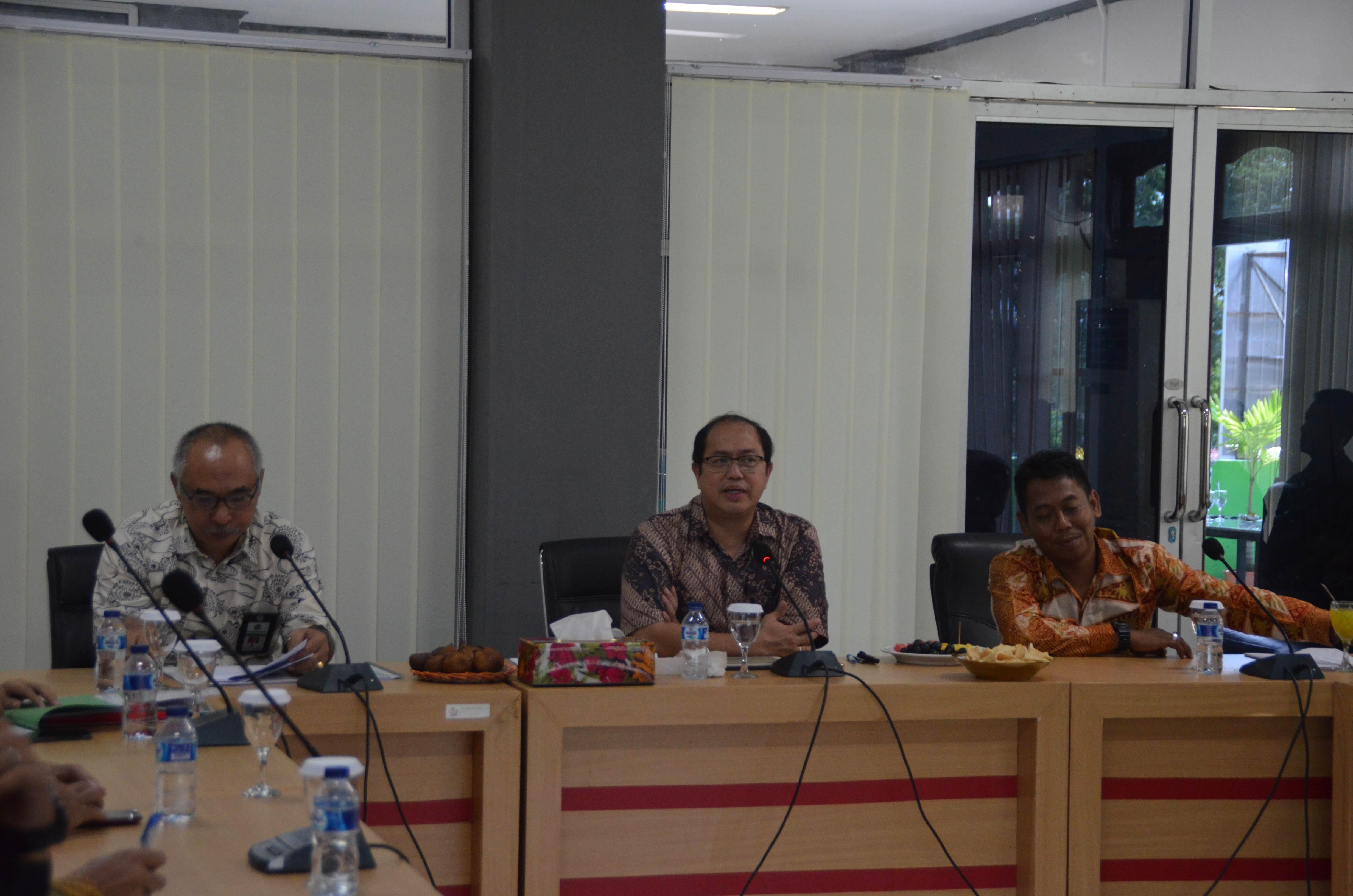 Direktur Jenderal Kekayaan Negara Lakukan Sesi Tukar Pikiran di KPKNL Ternate