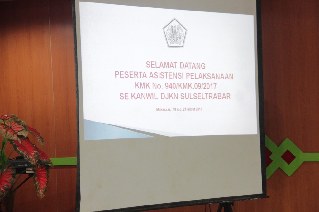 Kanwil DJKN Sulseltrabar Lakukan Kegiatan Asistensi Pelaksanaan KMK 940 Tahun 2017