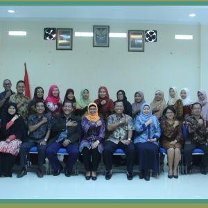 Kunjungan Kerja Kakanwil DJKN Jawa Barat ke KPKNL Bogor