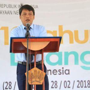 Puncak Peringatan 110 Tahun Lelang Indonesia di KPKNL Batam