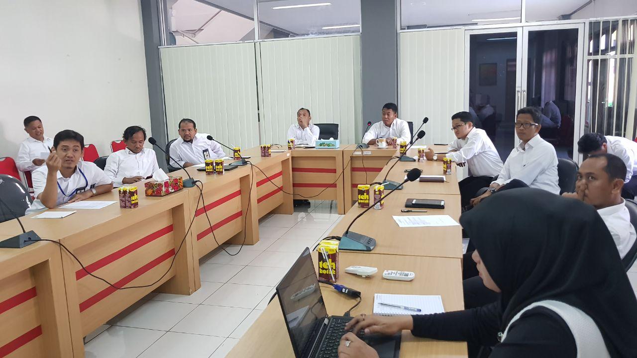 Optimalkan Kinerja, KPKNL Ternate Gelar Rapat DKO