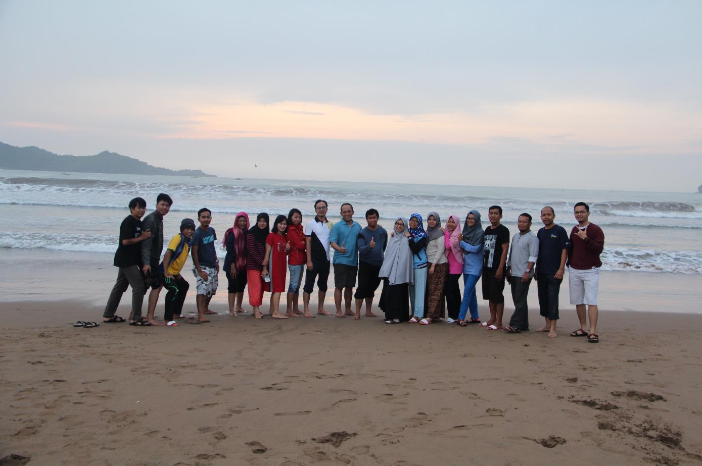 Family Gathering KPKNL Semarang to Gunungkidul - Pacitan