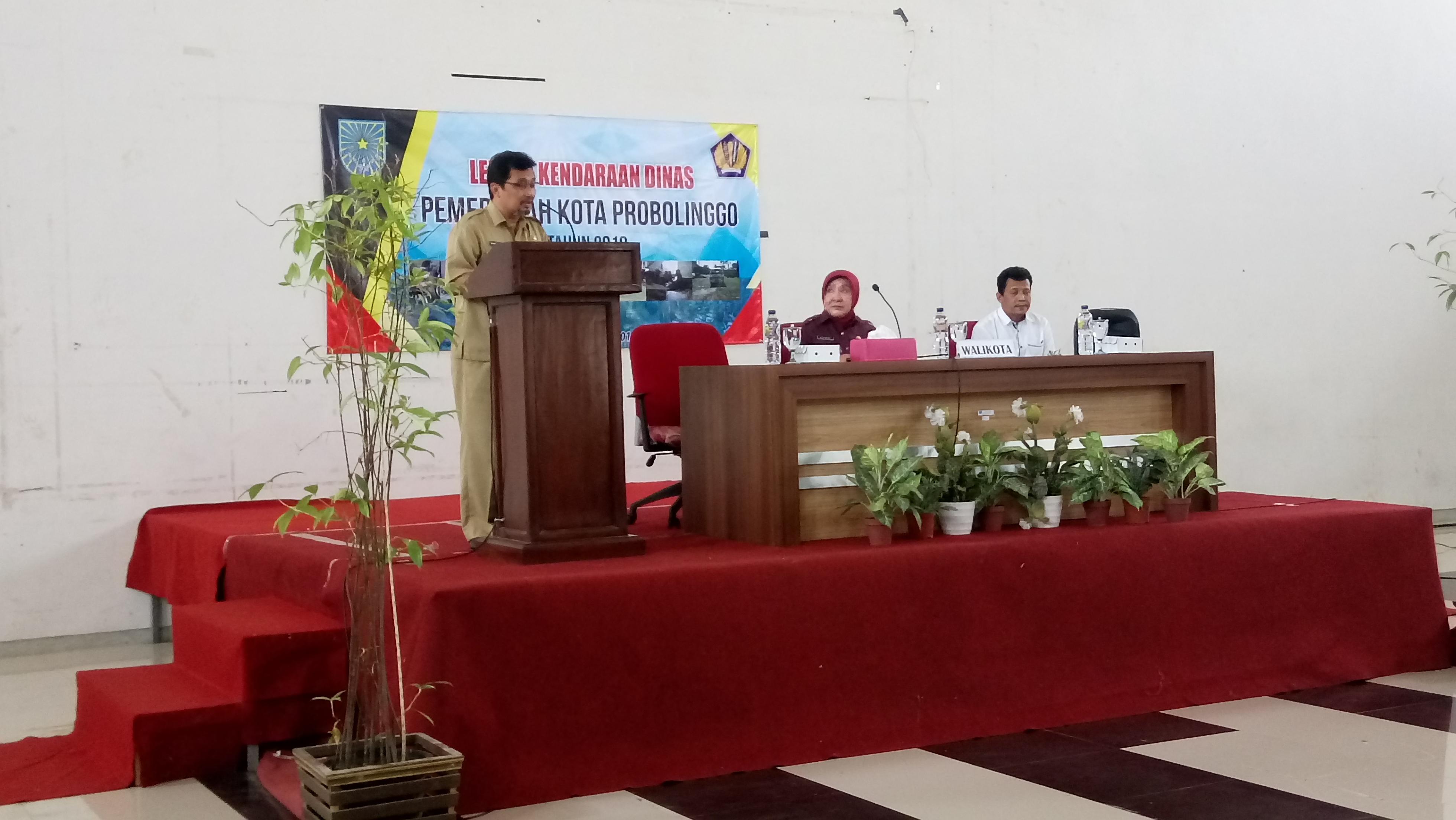 Lelang Penghapusan BMD Pemkot Probolinggo oleh KPKNL Jember