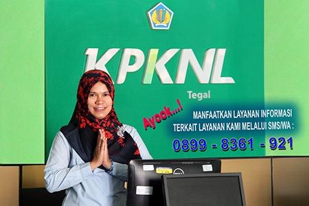 Layanan Informasi KPKNL Tegal Via SMS/WA