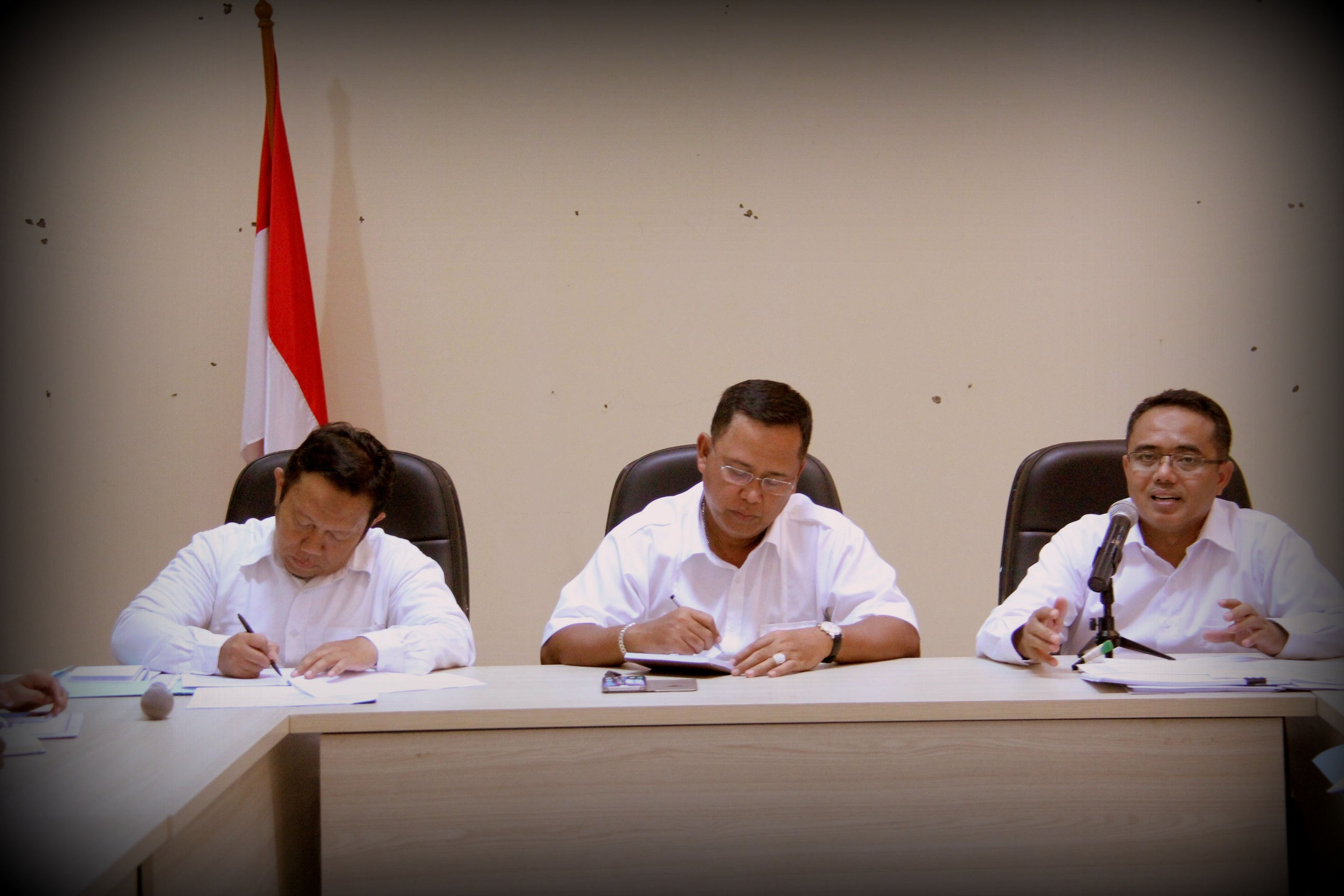 Monev Laporan Tim Revaluasi Barang Milik Negara KPKNL Bogor, Sebagai Bentuk Pembinaan Kanwil DJKN Jawa Barat.
