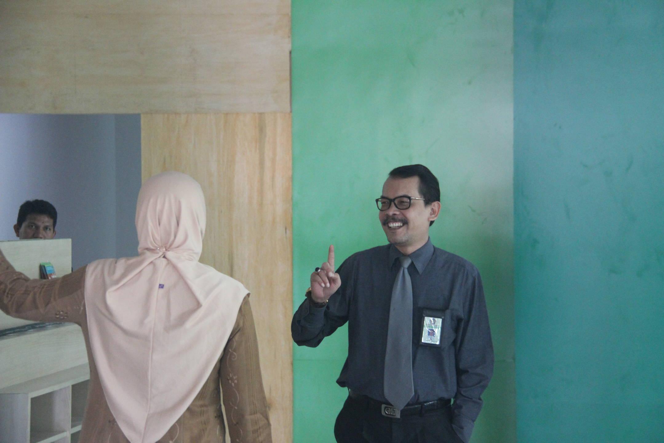 Kepala Kanwil DJKN RSK Lakukan Kunker dalam Rangka Persiapan Kantor Pelayanan Terbaik 2018