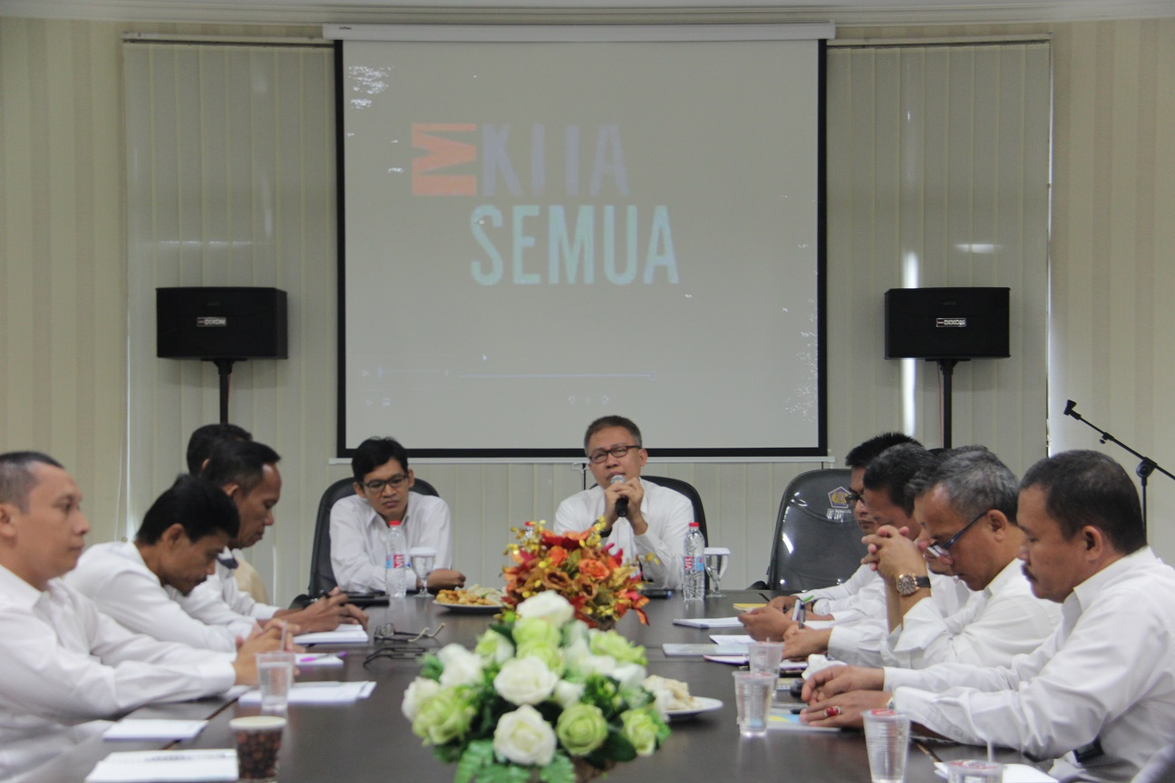 Asistensi Pembangunan KPKNL Purwakarta sebagai Zona Integritas
