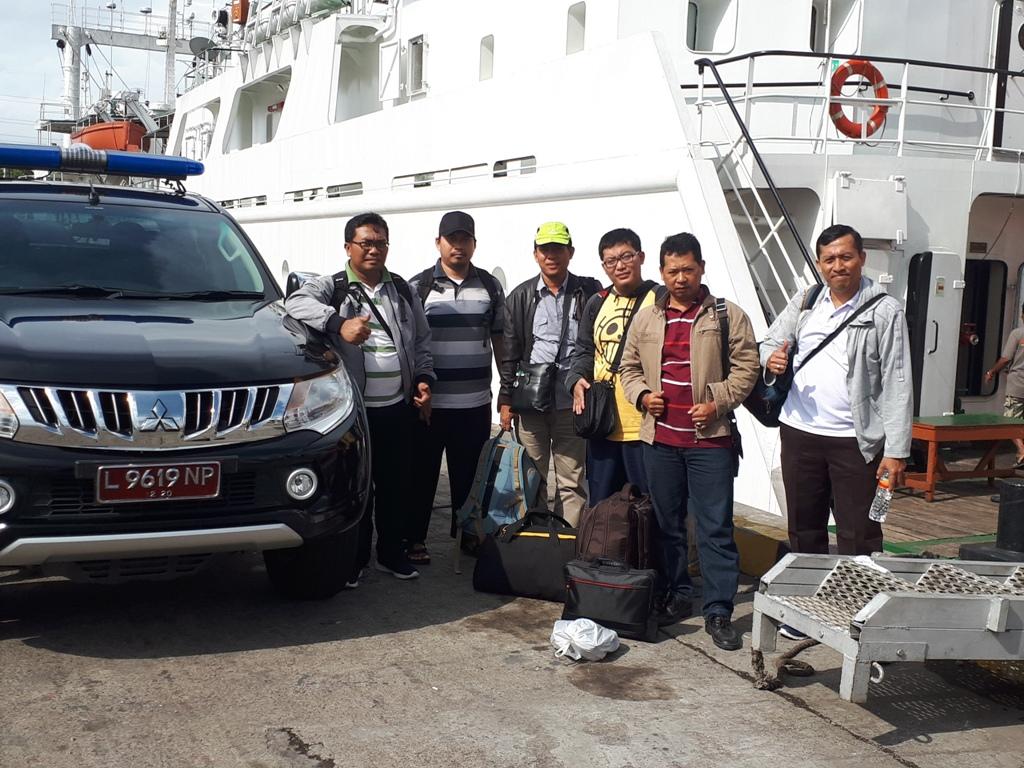 Ekspedisi Tuntaskan Revaluasi BMN di Kepulauan Terluar Madura