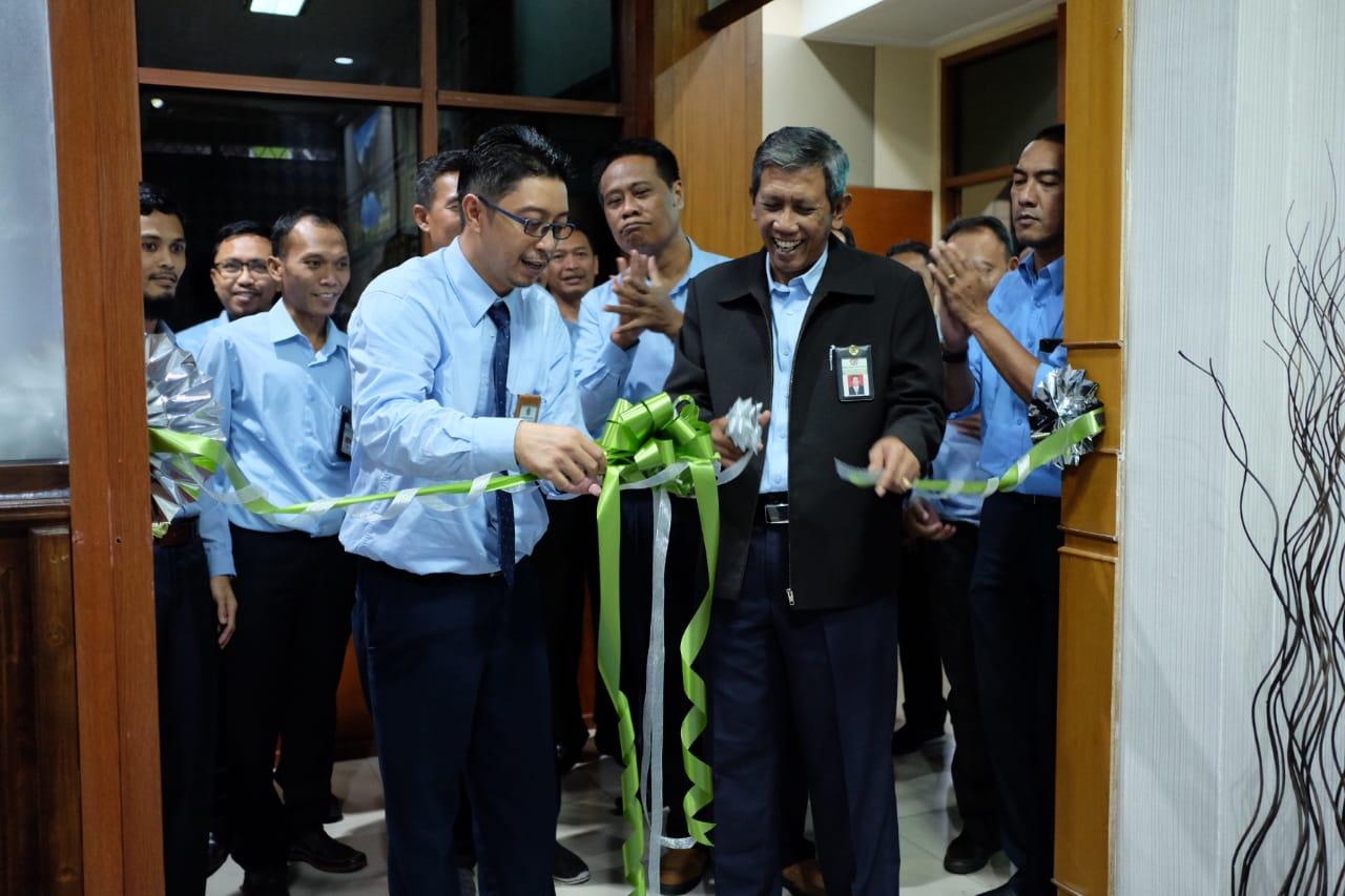 Kakanwil DJKN Lampung Bengkulu Resmikan Auction Lounge KPKNL Bandar Lampung