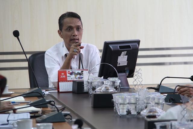 KPKNL Tangerang I Gelar Rapat Persiapan Penilaian Kinerja Unit Penyelenggara Pelayanan Publik