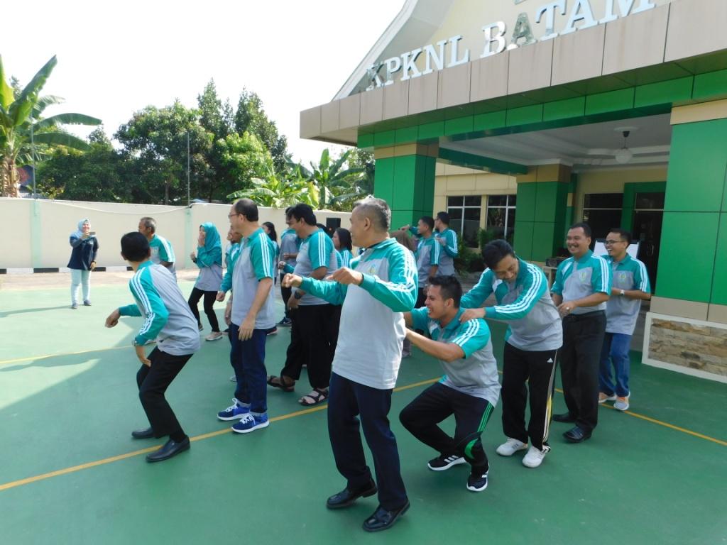 In House Training KPKNL Batam, Sinergi tanpa Henti