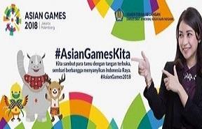 Mari Bersama Sukseskan Asian Games 2018